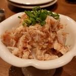 門前仲町 肉寿司 - 梅水晶