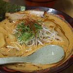ヌプチェ - 海老味噌ラーメン