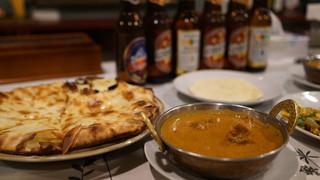 インディアンキッチン - 夜