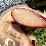 94304382 - コラーゲンたっぷりのスープ