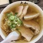 94304627 - 「チャーシュー麺」830円