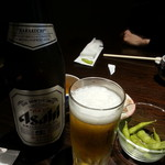 三國家 - 瓶ビール2018.10.5