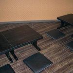 カリブの宴 - テーブル席