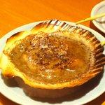 9431472 - ホタテ蟹味噌マヨネーズ焼き