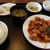 かずき - 料理写真:酢豚定食800円(税込)