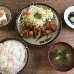 新宿茶屋 - 料理写真:日替わり定食(税込 650円)
