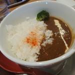 麺屋 燕 - ミニカレー