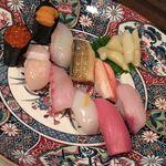 握り寿司(10貫)