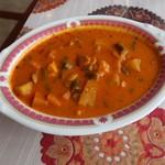 モティ - 野菜カレー