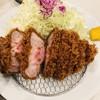 tonkatsuaoki - 料理写真:かたロース