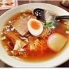 美味楼 - 料理写真:しょうゆラーメン 650円