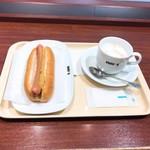 ドトールコーヒーショップ - Cセット