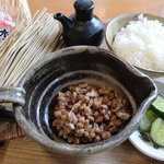 ローズ・ラウンジ - 納豆Bar定食