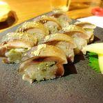 金華鯖棒寿司(8貫)