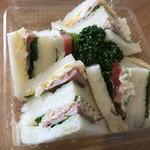 パンステージ・マイ - サンドイッチ