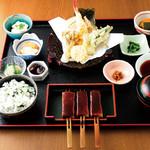 鈴の屋 - 天ぷら田楽定食