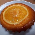 パティスリーサワダ - ミニオレンジケーキ(162円)