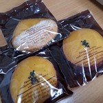 パティスリーサワダ - 焼き芋サブレ(130円)&和栗のサブレ(130円)