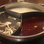 小尾羊 - 3種のスープ