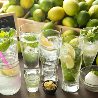 香りと風味が豊かなレモンで作るドリンクをお楽しみください。