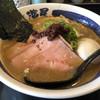 麺匠 濱星 - 料理写真:味玉濃厚焦がしニンニク煮干そば 930円