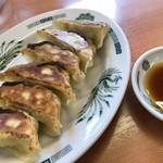 日高屋 - ♪焼き餃子