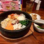 熱風食堂Typhoon - 石焼ビビンバ