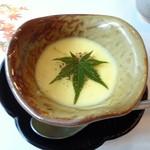 麦田の割烹唐津 - 安寧芋で作ってあります
