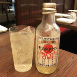 博多蕎麦酒場 蕎麦屋にぷらっと - 京都・そば茶サイダー