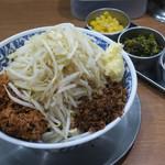 ラーメン ぶぅさん - 料理写真:油そば850円