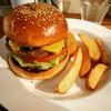 HELLO NEW DAY Hamburger