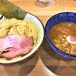麺屋 えびすこ - 海老つけめん醤油税込800円