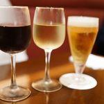 丸の内ディンドン - おトクな夜ランチのワイン、生ビール