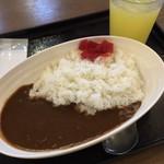 湯快のゆ - 料理写真:朝カレー