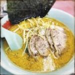山岡家 - 料理写真:特製味噌ネギチャーシュー。