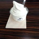 ナイエ ミルクファクトリー - 特製ソフトクリーム