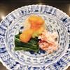 Mitsubayashi - 料理写真:蟹を中心とした煮物