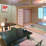 玄武風柳亭 - 別館和室16畳(一例)