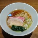 寿製麺 よしかわ - 川越醤油らーめん ¥750