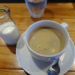 レ ファーブル ボンジュール - コーヒー