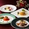 ガーデンレストラン シェフズ テラス - 料理写真:クリスマスディナー