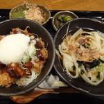 いとう - オーダーした名古屋定食