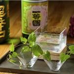 日本料理 手と錫 - ドリンク写真: