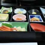 天都の郷 ホテル 本陣 網走湖 - 料理写真: