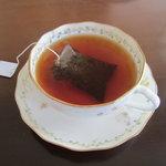 帝国ホテル 大阪 - 紅茶