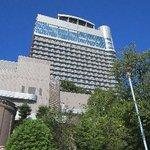 帝国ホテル 大阪 - 帝国ホテル全景