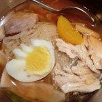 にしき亭 - にしき亭 @西葛西 ハーフ冷麺