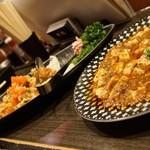 中国料理 九龍 - 麻婆豆腐