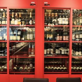 当店はワイン持ち込みOK♪ですよ!