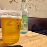 『肉山』 - ザ・プレミアム・モルツ 600円 グラスがオシャレ29